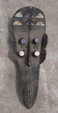 Senufo masker